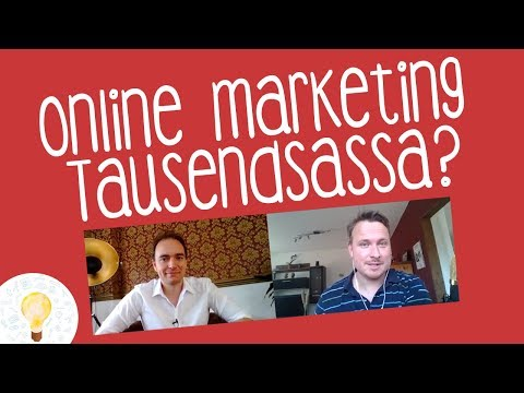 Online Marketing Tausendsassa: Thomas Klußmann? 5 IDEEN Podcast Interview