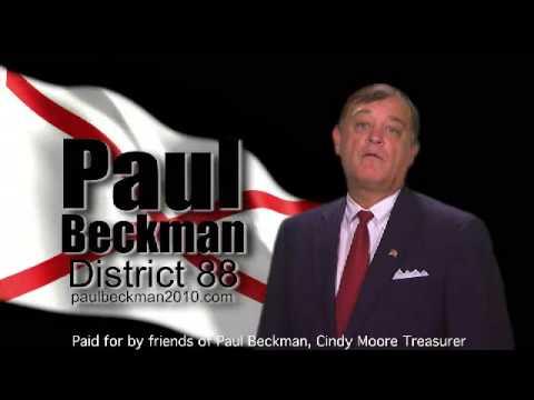 Paul Beckman TV Spot