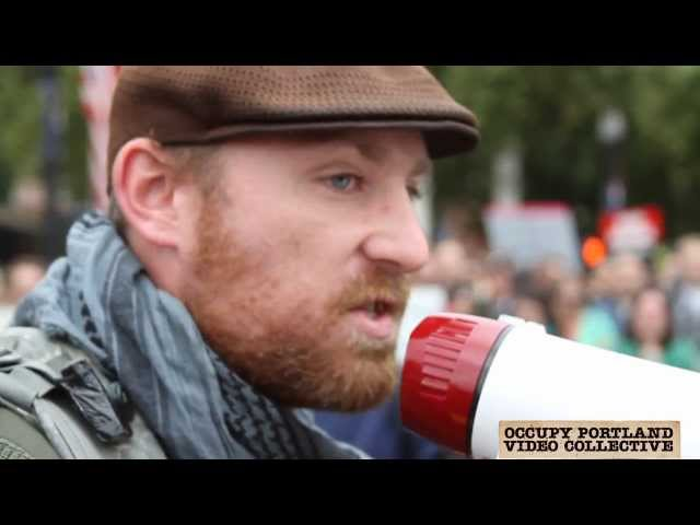Occupy Portland - Evolution of Democracy (Day 1)