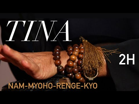 Tina Turner. Nam Myoho Renge Kyo 2H Buddhist Mantra