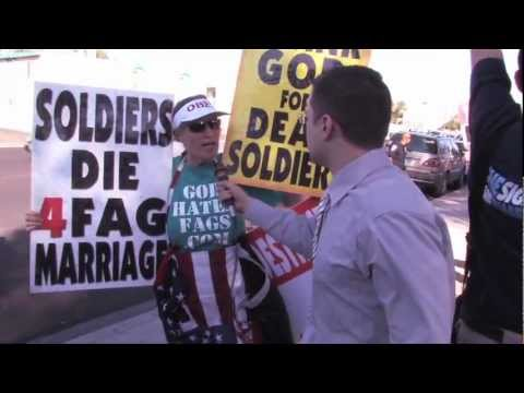 Westboro Baptist Church Humiliated in Vegas Music Videos