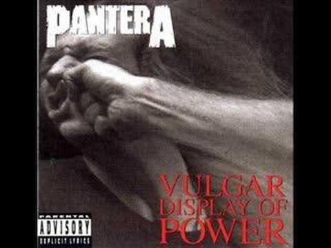 Pantera - By Demons Be Driven