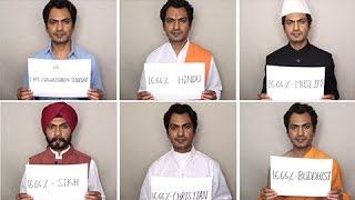 Nawazuddin Siddiqui's BEST & UNIQUE REPLY On Sonu Nigam Azaan Controversy | Religious Video