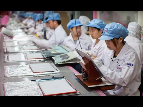 Apple & Foxconn Not That Bad for Worker Conditions