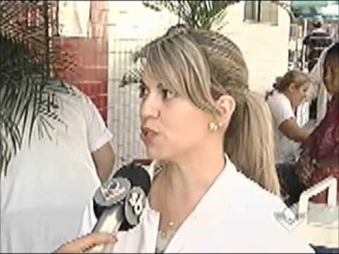 Movimentação é intensa no primeiro dia de campanha contra gripe em Ituiutaba