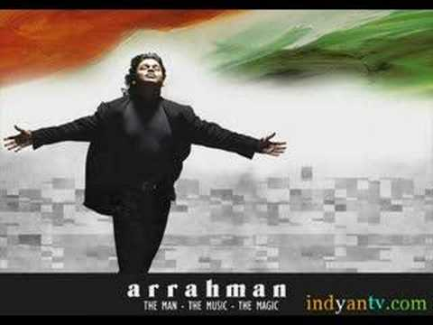 rahman theme music collections