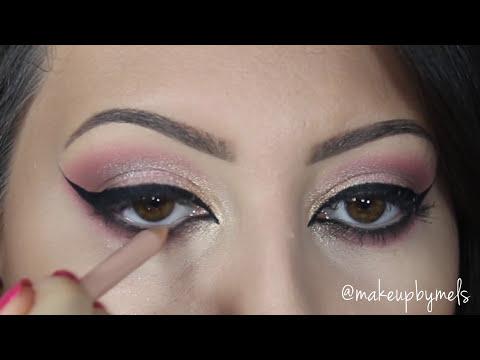 ♡ Maquiagem inspiração - OUTUBRO ROSA ♡