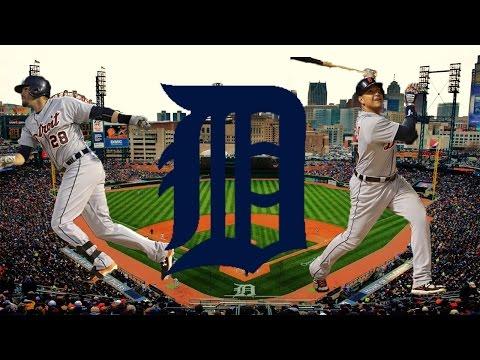ALL Detroit Tigers 2015 Home Runs