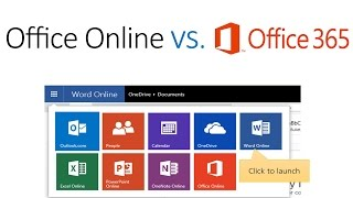Microsoft Office Online vs. Office 365: What's the Difference?