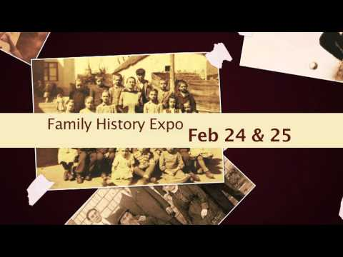 St George Family History Expo 2012
