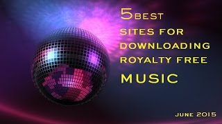 5 Best Sites For Downloading Royalty Free Music VideoMp4Mp3.Com