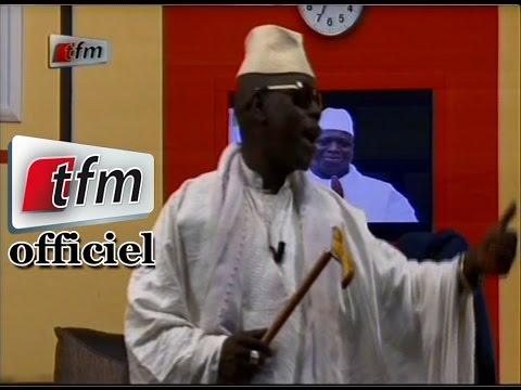 Kouthia Show - Yaya Jammeh - 12 février  2015