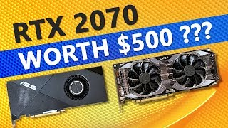 NVIDIA RTX 2070 Review - One MESSED UP Launch!