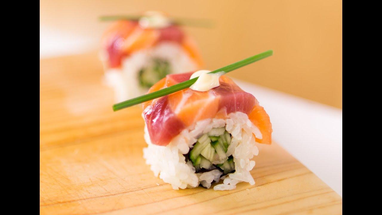 Royal sushi roll evolution recipe youtube - Cuisine r evolution recipes ...