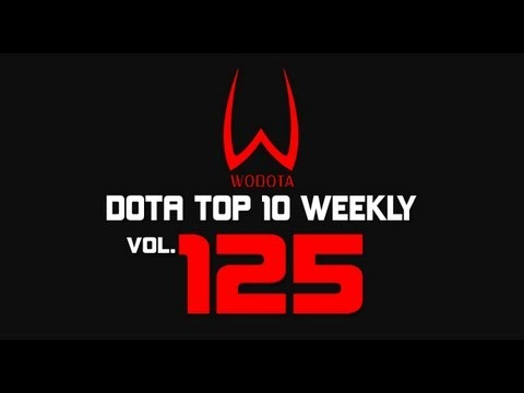 DotA - WoDotA Top10 Weekly Vol.125