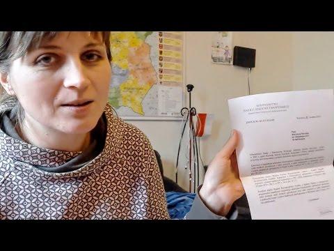 #538 Украинский диплом в Польше. Подтверждение.