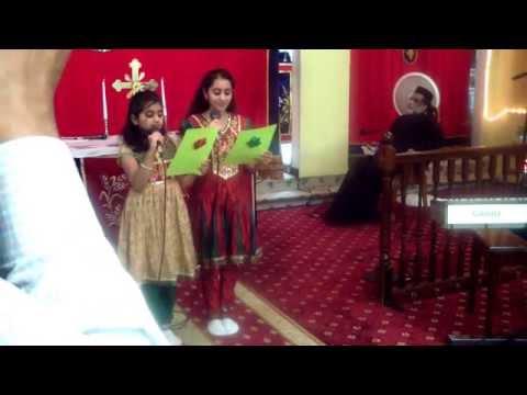 Nadha Ninne Kanaan By Grace Hannah And Elizabeth Susan Mathew video