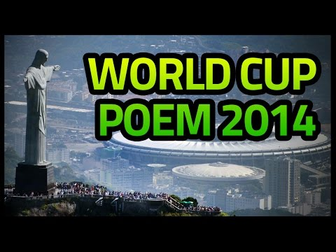 World Cup Poem 2014 video