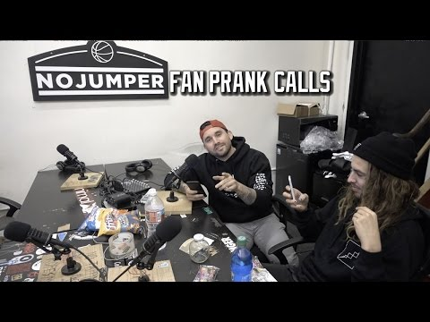 BRANDON BEGIN AND I PRANK CALL FANS!