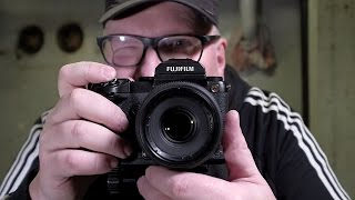 GFX challenges with Knut Koivisto / FUJIFILM