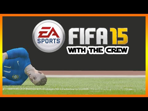Playing FIFA 15 with The Whole Crew (Funniest Game Ever!)