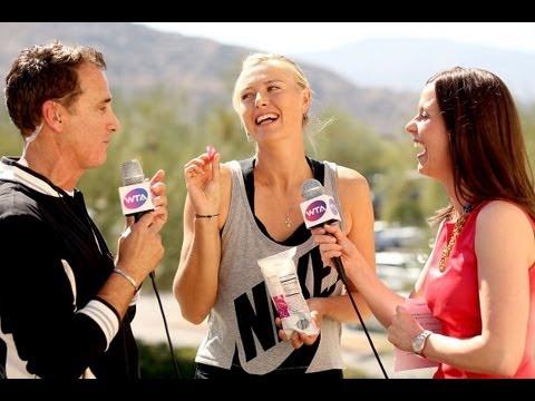WTA Live All Access Hour   2013 BNP Paribas Open