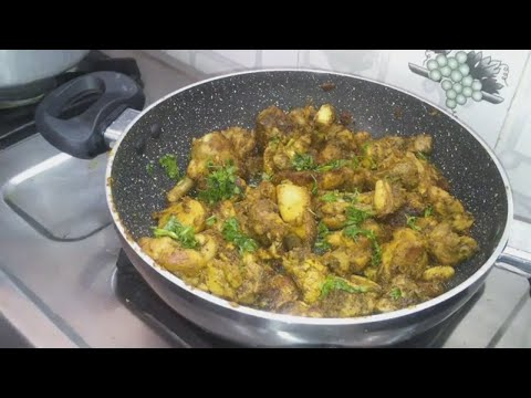 Chicken Fry - Andhra style vantalu - South Indian Recipes - Spicy Indian Dishes