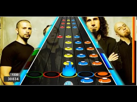 Toxicity - System of a Down 100% FC Record Expert - Guitar Flash HD