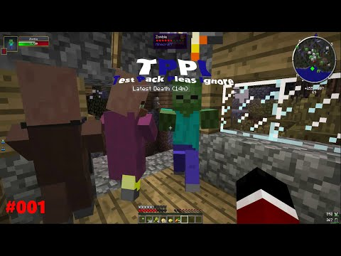 Lets Play Minecraft Test Pack
