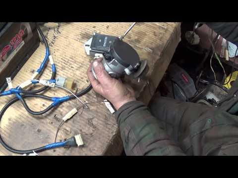 Теория ДВС: Зажигание с 2-х канальным коммутатором на 21083