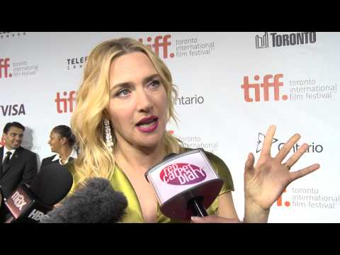 Kate Winslet stars in A Little Chaos at TIFF 2014