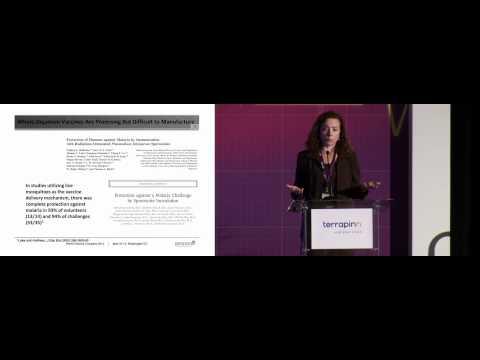 Prophylactic Vaccines: Novel T cell antigen- Dr Jessica Flechtner