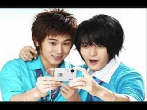 TVXQ  drama clips-Kawaii Junsu and Yunho being a problem