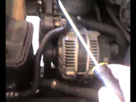 BMW Expansion Tank and Radiator Step 1