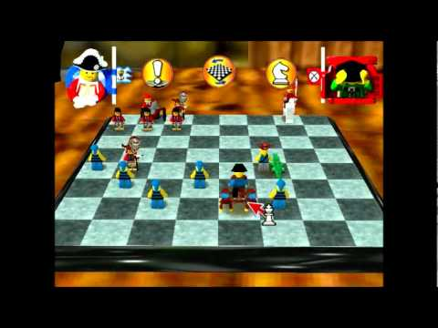 Pc gameplay lego chess youtube Where can i buy a chess game