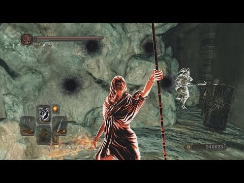 Dark Souls 2 Pvp - Dlc Gank Spanking video