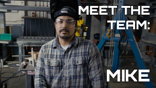 "Mike ""Smiley"" Gomez (Meet The Team)"
