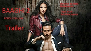 Baghhi 2 tiger sroff sardhha Kapoor funmade