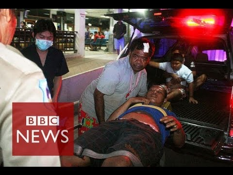 Thailand crisis: Deadly attack on opposition rally - BBC News