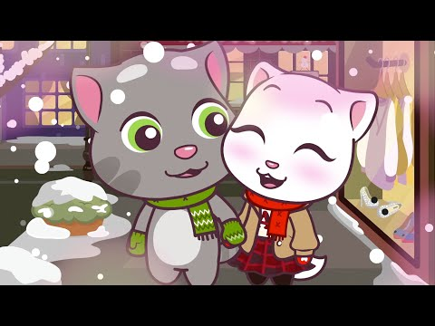 Talking Tom and Friends Minis -  A Gift for Angela (Episode 49)