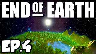End of Earth: Minecraft Modded Survival Ep.4 - IN SEARCH OF SURVIVORS!!! (Steve