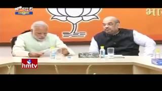 BJP President Amith Shah Target on Telangana | Jordar News