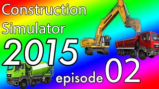 Construction Simulator 2015 - Career Multiplayer - EP:2