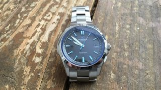 The Casio Oceanus OCW-S100-1AJF Wristwatch: The Full Nick Shabazz Review