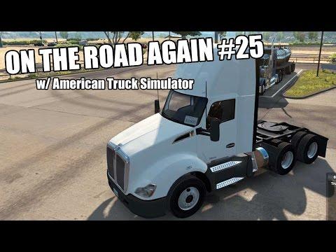 American Truck Simulator #25 | RAIN RAIN GO AWAY!