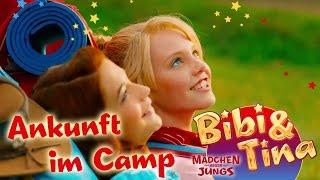 Bibi & Tina - MÄDCHEN GEGEN JUNGS - Ankunft im Camp FILMSZENEN