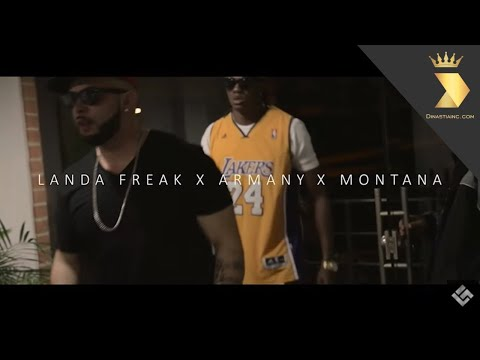 Landa Freak Ft. Armany, Montana El Antifeka – Nunca Pensé videos