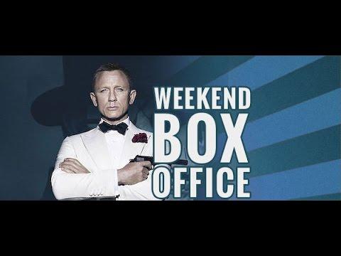 Spectre & Peanuts Movie Dominate U.S. Box Office - AGAIN!!