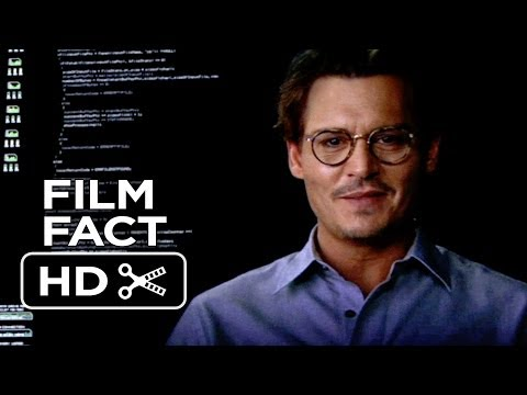 Transcendence - Film Fact (2014) - Johnny Depp Movie HD