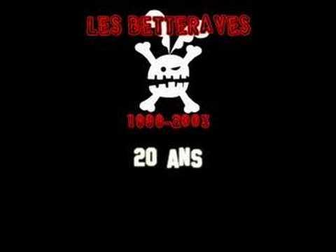 Betteraves (Les) - 20 Ans